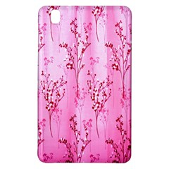 Pink Curtains Background Samsung Galaxy Tab Pro 8.4 Hardshell Case