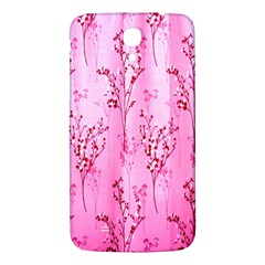 Pink Curtains Background Samsung Galaxy Mega I9200 Hardshell Back Case