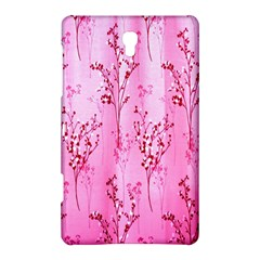 Pink Curtains Background Samsung Galaxy Tab S (8.4 ) Hardshell Case