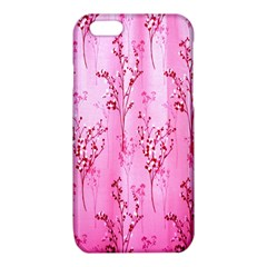 Pink Curtains Background iPhone 6/6S TPU Case