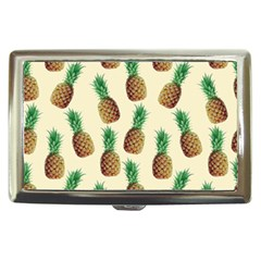 Pineapple Wallpaper Pattern Cigarette Money Cases
