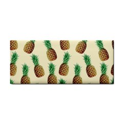 Pineapple Wallpaper Pattern Cosmetic Storage Cases