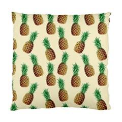 Pineapple Wallpaper Pattern Standard Cushion Case (One Side)