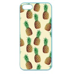 Pineapple Wallpaper Pattern Apple Seamless iPhone 5 Case (Color)