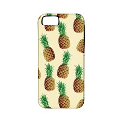 Pineapple Wallpaper Pattern Apple Iphone 5 Classic Hardshell Case (pc+silicone)