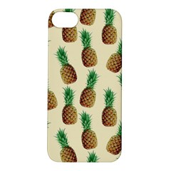 Pineapple Wallpaper Pattern Apple iPhone 5S/ SE Hardshell Case