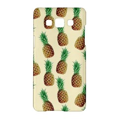 Pineapple Wallpaper Pattern Samsung Galaxy A5 Hardshell Case
