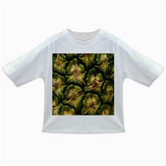Pineapple Fruit Close Up Macro Infant/Toddler T-Shirts