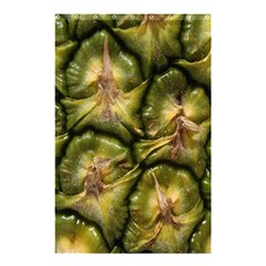 Pineapple Fruit Close Up Macro Shower Curtain 48  X 72  (small)