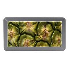 Pineapple Fruit Close Up Macro Memory Card Reader (mini)