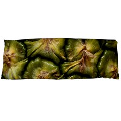 Pineapple Fruit Close Up Macro Body Pillow Case (Dakimakura)