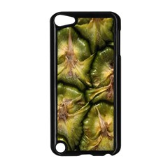 Pineapple Fruit Close Up Macro Apple Ipod Touch 5 Case (black)