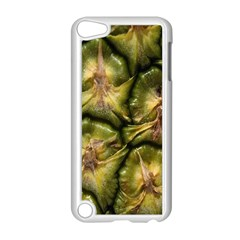 Pineapple Fruit Close Up Macro Apple Ipod Touch 5 Case (white)