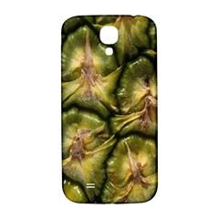 Pineapple Fruit Close Up Macro Samsung Galaxy S4 I9500/i9505  Hardshell Back Case