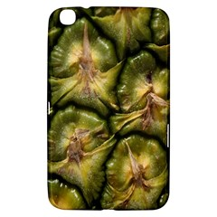 Pineapple Fruit Close Up Macro Samsung Galaxy Tab 3 (8 ) T3100 Hardshell Case