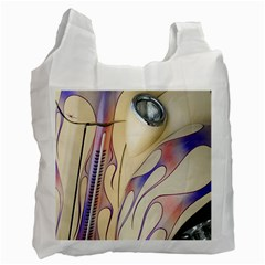 Pin Stripe Car Automobile Vehicle Recycle Bag (Two Side)