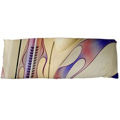 Pin Stripe Car Automobile Vehicle Body Pillow Case (dakimakura)