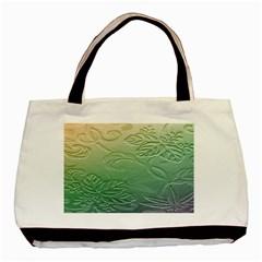 Plants Nature Botanical Botany Basic Tote Bag (Two Sides)
