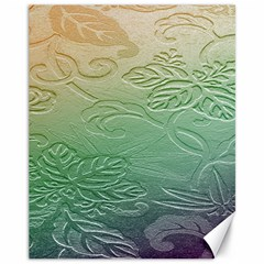 Plants Nature Botanical Botany Canvas 11  X 14