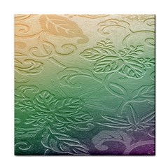 Plants Nature Botanical Botany Face Towel