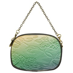 Plants Nature Botanical Botany Chain Purses (one Side)