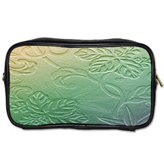 Plants Nature Botanical Botany Toiletries Bags 2 Side