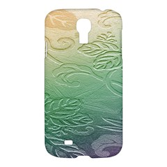 Plants Nature Botanical Botany Samsung Galaxy S4 I9500/I9505 Hardshell Case