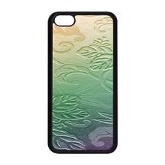 Plants Nature Botanical Botany Apple Iphone 5c Seamless Case (black)