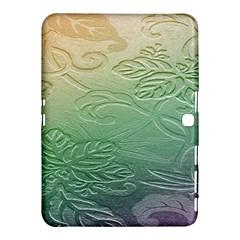 Plants Nature Botanical Botany Samsung Galaxy Tab 4 (10 1 ) Hardshell Case