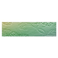 Plants Nature Botanical Botany Satin Scarf (Oblong)