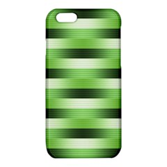 Pinstripes Green Shapes Shades iPhone 6/6S TPU Case
