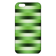 Pinstripes Green Shapes Shades Iphone 6 Plus/6s Plus Tpu Case