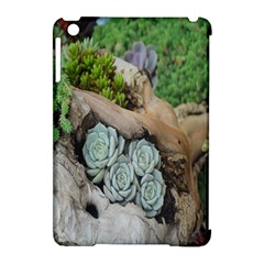 Plant Succulent Plants Flower Wood Apple Ipad Mini Hardshell Case (compatible With Smart Cover)