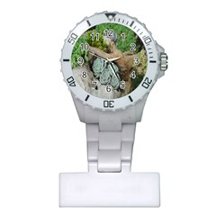 Plant Succulent Plants Flower Wood Plastic Nurses Watch