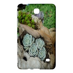 Plant Succulent Plants Flower Wood Samsung Galaxy Tab 4 (8 ) Hardshell Case