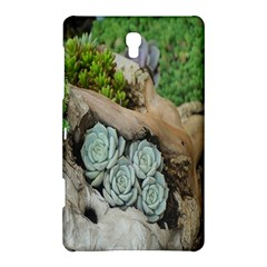 Plant Succulent Plants Flower Wood Samsung Galaxy Tab S (8 4 ) Hardshell Case