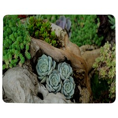 Plant Succulent Plants Flower Wood Jigsaw Puzzle Photo Stand (Rectangular)