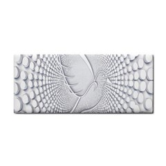 Points Circle Dove Harmony Pattern Cosmetic Storage Cases