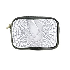 Points Circle Dove Harmony Pattern Coin Purse