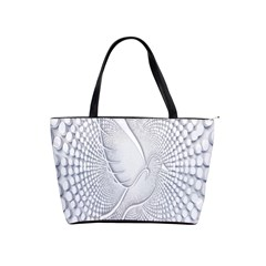 Points Circle Dove Harmony Pattern Shoulder Handbags