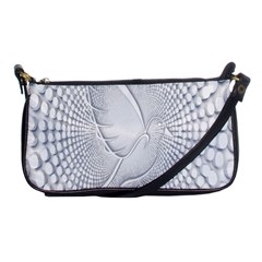 Points Circle Dove Harmony Pattern Shoulder Clutch Bags
