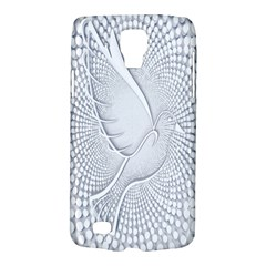 Points Circle Dove Harmony Pattern Galaxy S4 Active