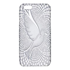 Points Circle Dove Harmony Pattern iPhone 6/6S TPU Case
