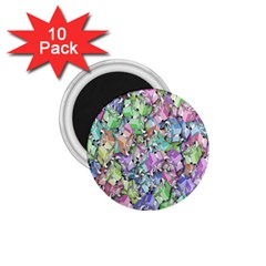 Presents Gifts Christmas Box 1.75  Magnets (10 pack)