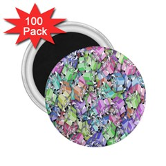 Presents Gifts Christmas Box 2.25  Magnets (100 pack)