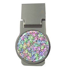 Presents Gifts Christmas Box Money Clips (Round)