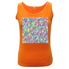 Presents Gifts Christmas Box Women s Dark Tank Top