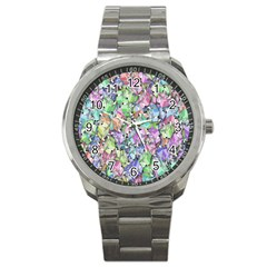 Presents Gifts Christmas Box Sport Metal Watch