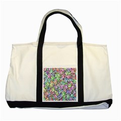 Presents Gifts Christmas Box Two Tone Tote Bag