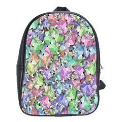 Presents Gifts Christmas Box School Bags(Large)